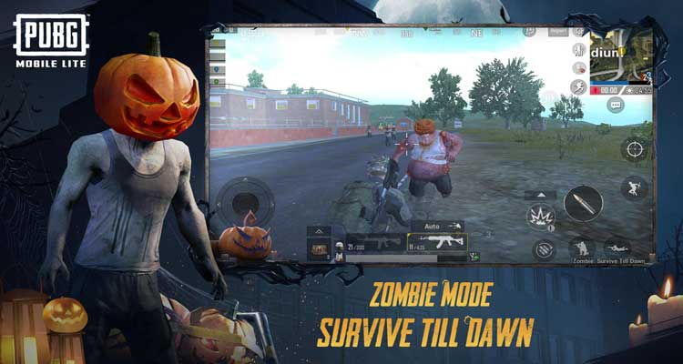 Player Unknown's Battlegrounds mobile lite