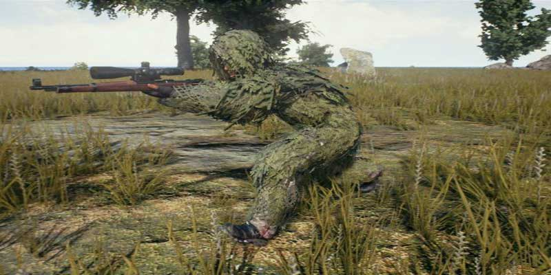 How to be silent and stealthy in PUBG