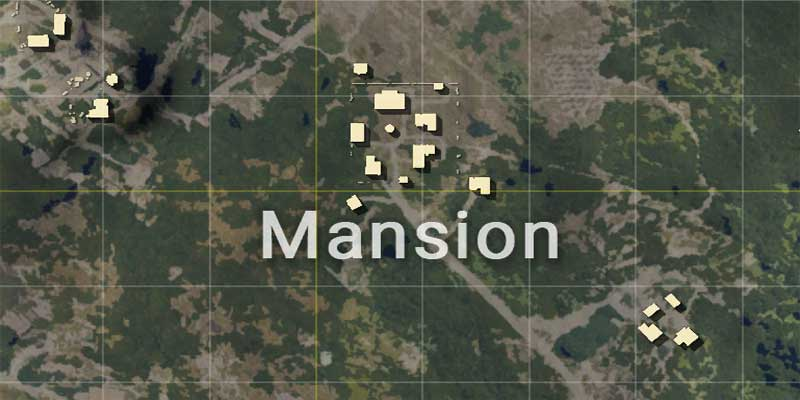 Mansion map