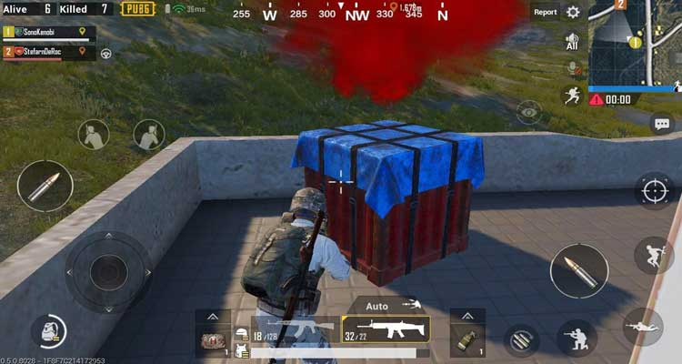 The importance of collecting supply boxes